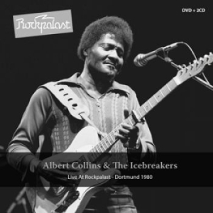 Collins Albert - Live At Rockpalast (Dvd+2Cd) in the group OTHER / Music-DVD & Bluray at Bengans Skivbutik AB (1554406)