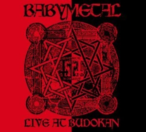 Babymetal - Live At Budokan: Red Night & Black in the group MUSIK / Musik Blu-Ray / Hårdrock/ Heavy metal at Bengans Skivbutik AB (1701683)