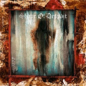 Shape Of Despair - Monotony Fields in the group CD / CD Hardrock at Bengans Skivbutik AB (1705116)