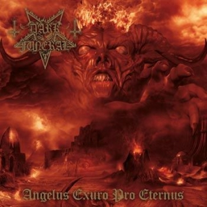 Dark Funeral - Angelus Exuro Pro Eternus (Re-Issue in the group Minishops / Dark Funeral at Bengans Skivbutik AB (1712733)