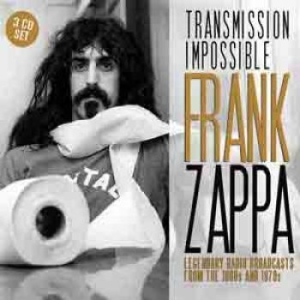 Frank Zappa - Transmission Impossible (3Cd) in the group CD / Rock at Bengans Skivbutik AB (1713677)