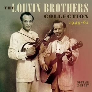 Louvin Brothers - Louvin Brothers Collection 1949-62 in the group CD / Country at Bengans Skivbutik AB (1721219)