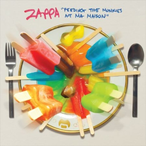 Frank Zappa - Feeding The Monkeys... (Gul Vinyl) in the group OTHER /  at Bengans Skivbutik AB (1721668)