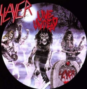 Slayer - Live Undead in the group Minishops / Slayer at Bengans Skivbutik AB (1733756)