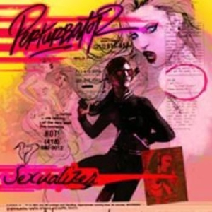 Perturbator - Sexualizer in the group VINYL / Dans/Techno at Bengans Skivbutik AB (1733767)