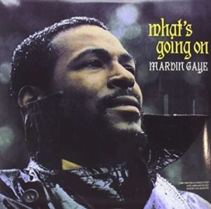 Gaye Marvin - What's Going On in the group Campaigns / 200 Albums To Own On Vinyl at Bengans Skivbutik AB (1790465)