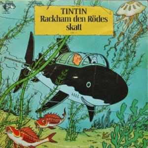 Tintin - Rackham Den Rödes Skatt in the group Campaigns / Vinyl Campaigns / Vinyl Sale news at Bengans Skivbutik AB (1797751)