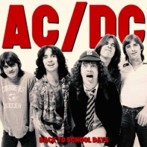 AC/DC - Back To School Days (2Lp) in the group Minishops / AC/DC at Bengans Skivbutik AB (1802335)