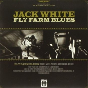 Jack White - Fly Farm Blues in the group Julspecial19 at Bengans Skivbutik AB (1816050)
