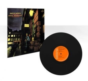 David Bowie - The Rise And Fall Of Ziggy Sta in the group Campaigns / 200 Albums To Own On Vinyl at Bengans Skivbutik AB (1830200)
