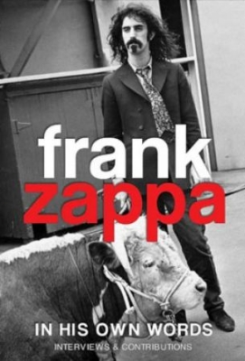 Frank Zappa - In His Own Words (Dvd Documentary) in the group OTHER / Music-DVD & Bluray at Bengans Skivbutik AB (1840193)