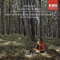 Anne-Sophie Mutter/Alexis Weis - Vivaldi: The Four Seasons in the group Campaigns / Polar Music Prize at Bengans Skivbutik AB (1846782)