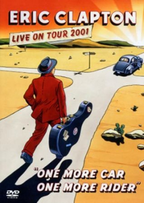 Eric Clapton - One More Car, One More Rider - Dvd in the group OTHER / Music-DVD & Bluray at Bengans Skivbutik AB (1847049)
