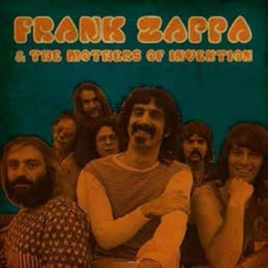 Frank Zappa - Live Uddel 1970 in the group OTHER /  at Bengans Skivbutik AB (1872473)