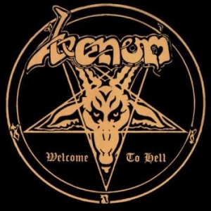 Venom - Welcome To Hell in the group CD / Hårdrock/ Heavy metal at Bengans Skivbutik AB (1900085)
