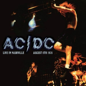 AC/DC - Live In Nashville 1978 in the group Campaigns / BlackFriday2020 at Bengans Skivbutik AB (1901743)