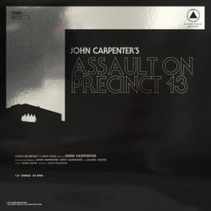 John Carpenter - Assault On Precinct 13 B/W The Fog in the group Julspecial19 at Bengans Skivbutik AB (1921156)