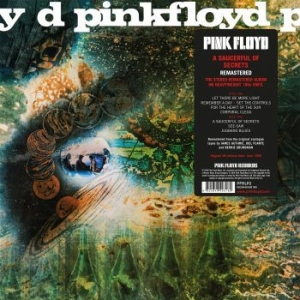 Pink Floyd - A Saucerful Of Secrets in the group Campaigns / 200 Albums To Own On Vinyl at Bengans Skivbutik AB (1949757)