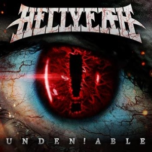 Hellyeah - Unden!Able in the group CD / Rock at Bengans Skivbutik AB (1949765)