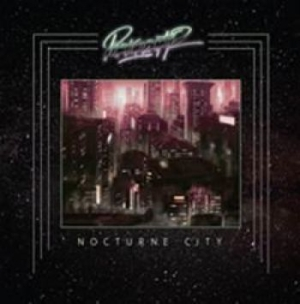 Perturbator - Nocturne City in the group VINYL / Upcoming releases / Dance/Techno at Bengans Skivbutik AB (1967891)