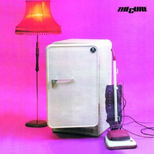 The Cure - Three Imaginary Boys (Vinyl) in the group Julspecial19 at Bengans Skivbutik AB (2026027)
