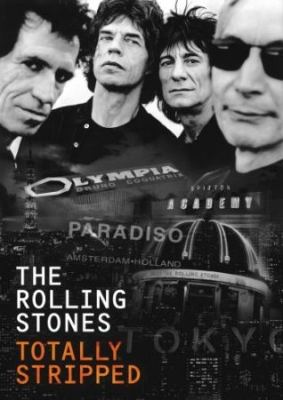 Rolling Stones - Totally Stripped in the group MUSIK / Musik Blu-Ray / Rock at Bengans Skivbutik AB (2026654)