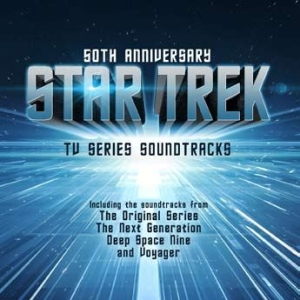 Star trek - 50Th Anniversary - Tv Soundtracks in the group Campaigns / BlackFriday2020 at Bengans Skivbutik AB (2058297)