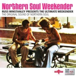 Blandade Artister - Club SoulNorthern Soul Weekender in the group CD / Upcoming releases / RNB, Disco & Soul at Bengans Skivbutik AB (2060251)