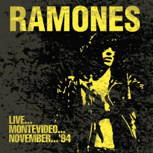 Ramones - Live. . . Montevideo. . . 1994 in the group Campaigns / BlackFriday2020 at Bengans Skivbutik AB (2061030)