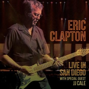 Eric Clapton - Live In San Diego in the group Julspecial19 at Bengans Skivbutik AB (2061612)