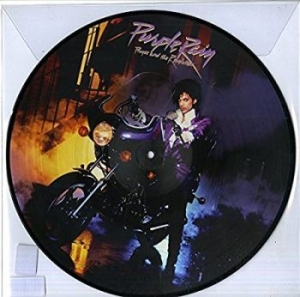 Prince And The Revolution - Purple Rain (Ltd. Pic Disc) in the group VINYL / Upcoming releases / RNB, Disco & Soul at Bengans Skivbutik AB (2062264)
