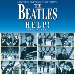 Beatles - Help! In Concert in the group Campaigns / Import/Rare at Bengans Skivbutik AB (2069108)