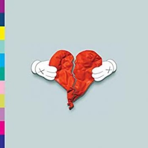 Kanye West - 808S & Heartbreak (2Lp+Cd Combo) in the group VINYL / New releases / Pop at Bengans Skivbutik AB (2095180)