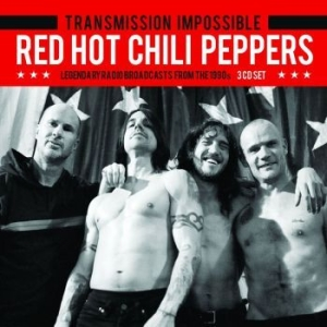 Red Hot Chili Peppers - Transmission Impossible (3Cd) in the group Julspecial19 at Bengans Skivbutik AB (2096745)