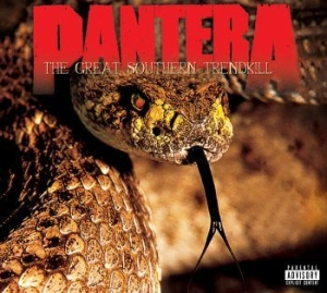 Pantera - The Great Southern Trendkill ( in the group CD / Hårdrock/ Heavy metal at Bengans Skivbutik AB (2102834)
