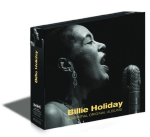 Holiday Billie - Essential.. -Deluxe- in the group CD / Jazz/Blues at Bengans Skivbutik AB (2103294)