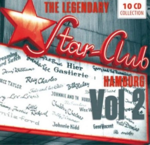 Blandade Artister - Legendary Star Club Vol.2 - Hamburg in the group OTHER / Musicboxes at Bengans Skivbutik AB (2103310)