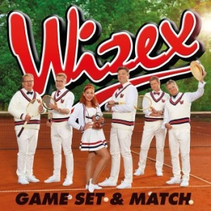 Wizex - Game Set & Match in the group CD / New releases / Schlager at Bengans Skivbutik AB (2104360)