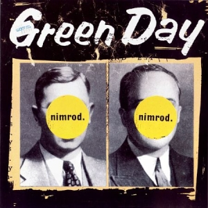 Green Day - Nimrod in the group Minishops / Green Day at Bengans Skivbutik AB (2137999)