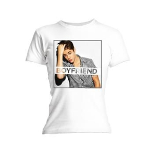 Justin Bieber - S/ Boyfriend/ Wht/ Sky/ F/ Tb in the group OTHER / Merchandise at Bengans Skivbutik AB (216536)