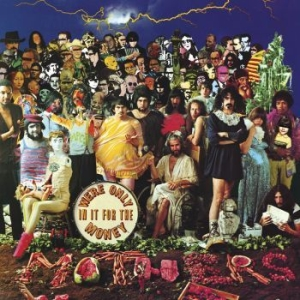 Frank Zappa - We're Only In It For The Money (Lp) in the group VINYL / Pop at Bengans Skivbutik AB (2167944)