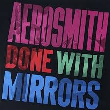 Aerosmith - Done With Mirrors (Vinyl) in the group VINYL / Pop at Bengans Skivbutik AB (2239615)