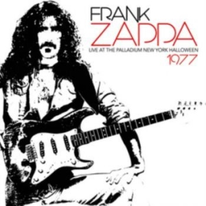 Frank Zappa - Live At The Palladium New York 1977 in the group CD / Rock at Bengans Skivbutik AB (2258631)
