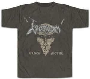 Venom - T/S Black Metal Vintage (L) in the group OTHER / Merchandise at Bengans Skivbutik AB (2282868)