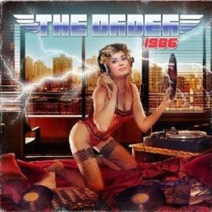 Order, The - 1986 in the group CD / Hårdrock/ Heavy metal at Bengans Skivbutik AB (2285576)