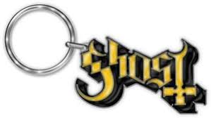 Ghost - Key Ring Logo in the group OTHER / Merchandise at Bengans Skivbutik AB (2285583)