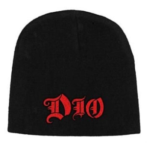 Dio - Beanie Hat Logo in the group OTHER / Merch Beanie Hats at Bengans Skivbutik AB (2285754)