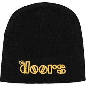 The Doors - Beanie Hat: Logo in the group OTHER / Merch Beanie Hats at Bengans Skivbutik AB (2287142)