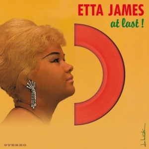 Etta James - At Last! - Coloured Vinyl in the group Julspecial19 at Bengans Skivbutik AB (2294395)