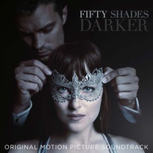 Blandade Artister - Fifty Shades Darker in the group CD / Upcoming releases / Soundtrack/Musical at Bengans Skivbutik AB (2300697)